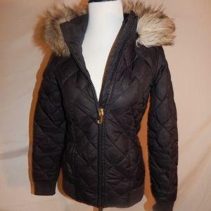 Black Juicy Couture Coat